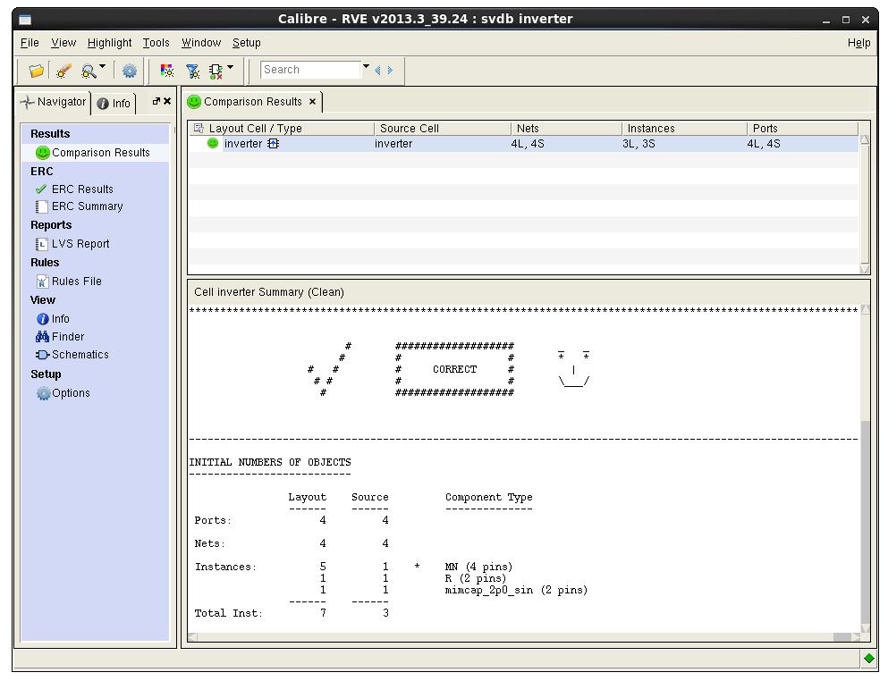 Design Framework II CAD page